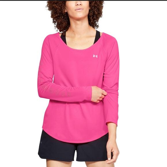 951eb6ab49 NWOT Women's UA Sun Armour Long Sleeve S
